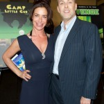 Brian Darling & Claudia Wells